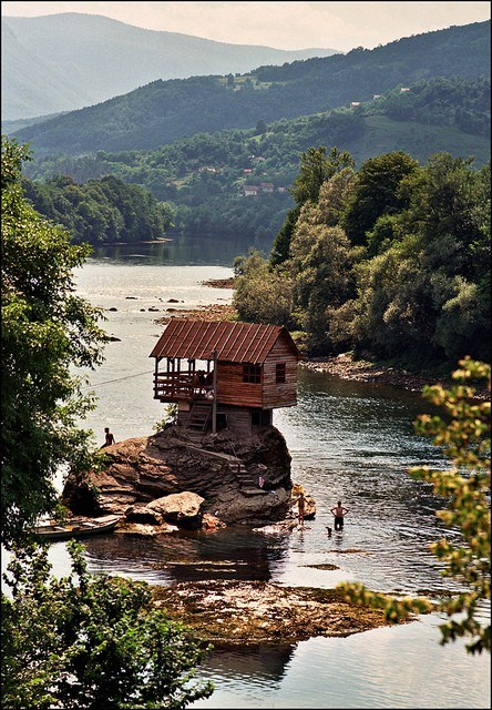 River House, Serbia