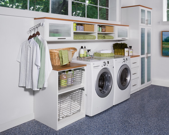 The Ultimate Laundry Room (New York)