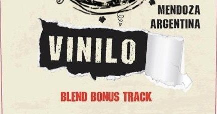 Vinilo Bonus Track Tinto
