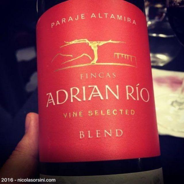 Adrián Río Blend