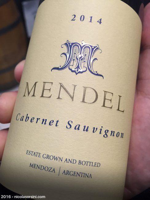 Mendel Cabernet Sauvignon