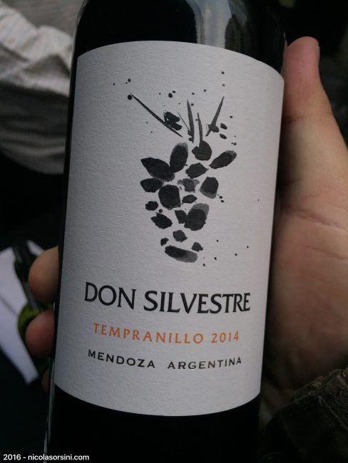 Don Silvestre Tempranillo