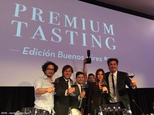 Premium Tasting