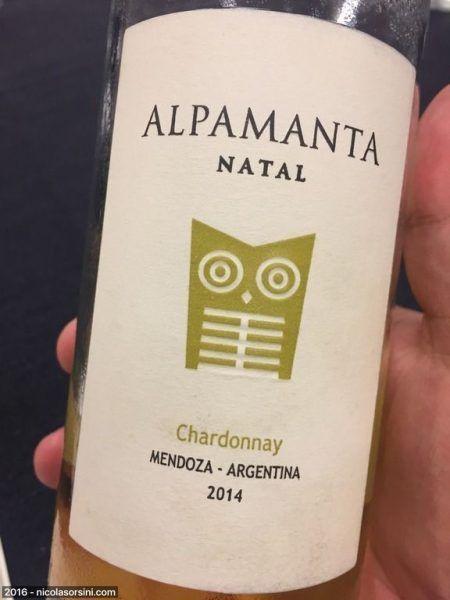 Alpamanta Natal Chardonnay 2014