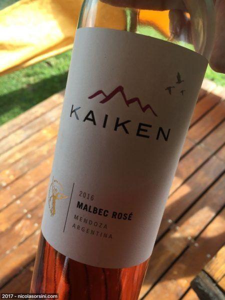 Kaiken Malbec Rosé 2015