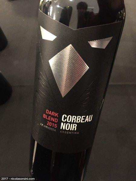 Corbeau Noir Blend