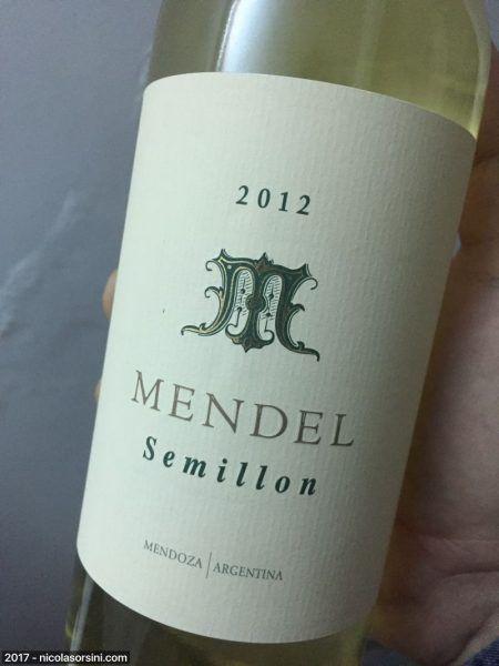 Mendel Semillón 2012