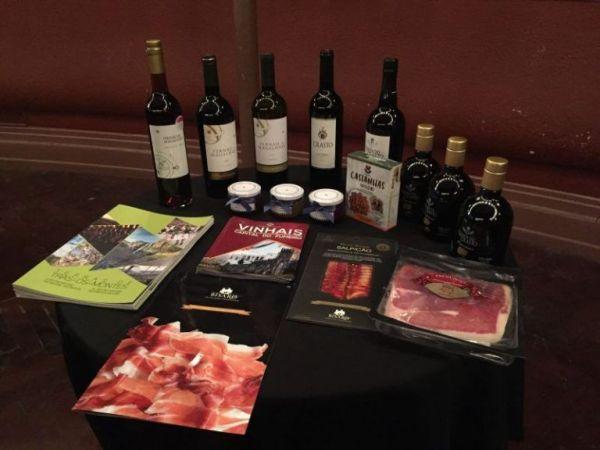 Presentacion vinos de Portugal