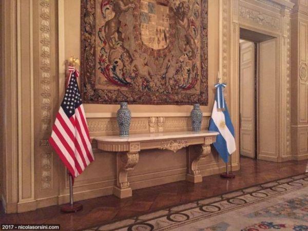 Residencia del Embajador de USA en Argentina