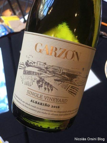 Garzón Single Vineyard Albariño 2015