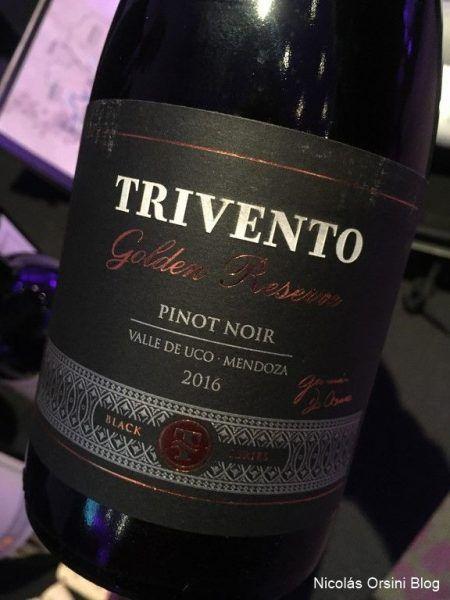 Golden Reserve Pinot Noir