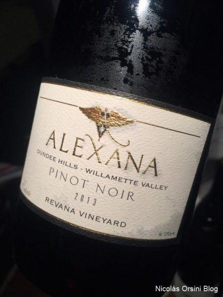 Alexana Pinot Noir 2013