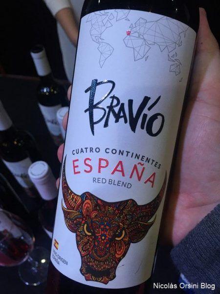 Bravío España