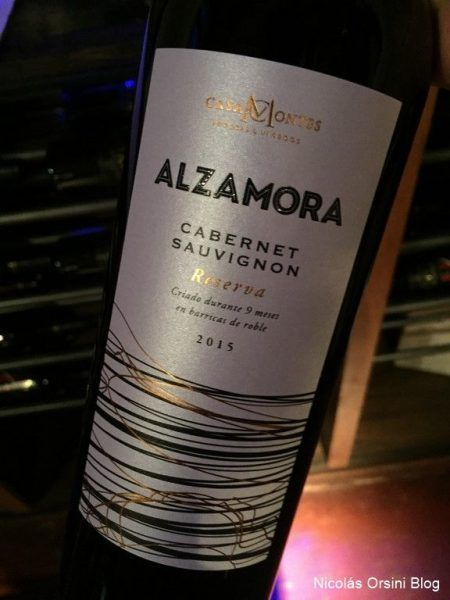Alzamora Cabernet Sauvignon 2015