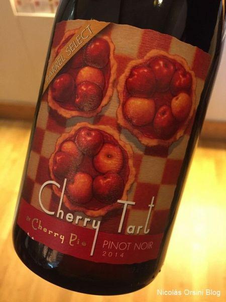 Cherry Pie Tart Pinot Noir 2014