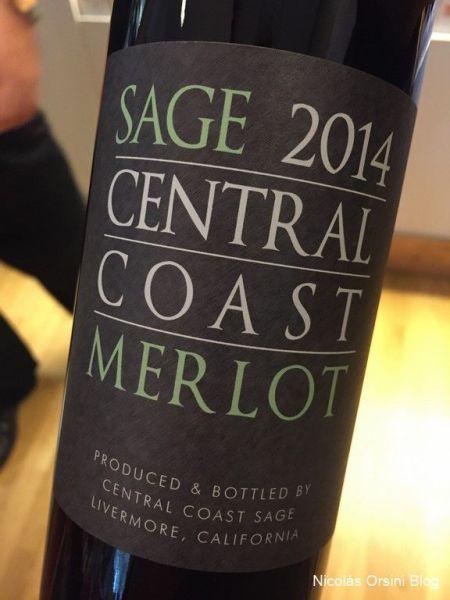 Sage Merlot 2014