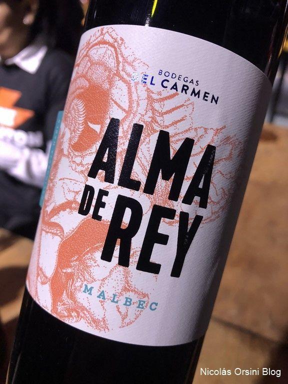 Alma De Rey Malbec 2017