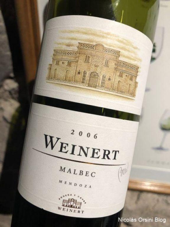 Weinert Malbec 2006