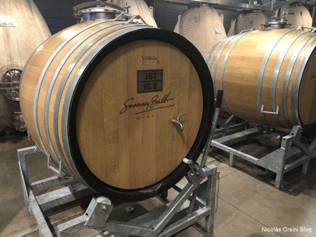Roll Fermentor en SB Wines