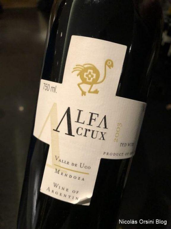 Alfa Crux Blend2003