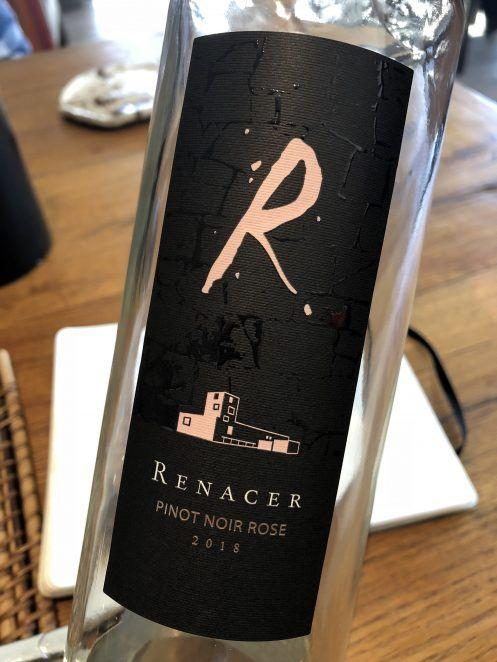 Renacer Pinot Noir Rosé 2018