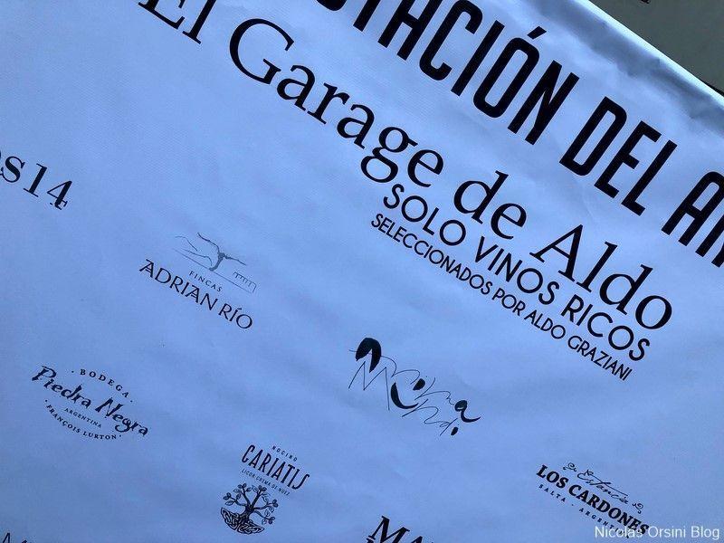Feria El Garage de Aldo