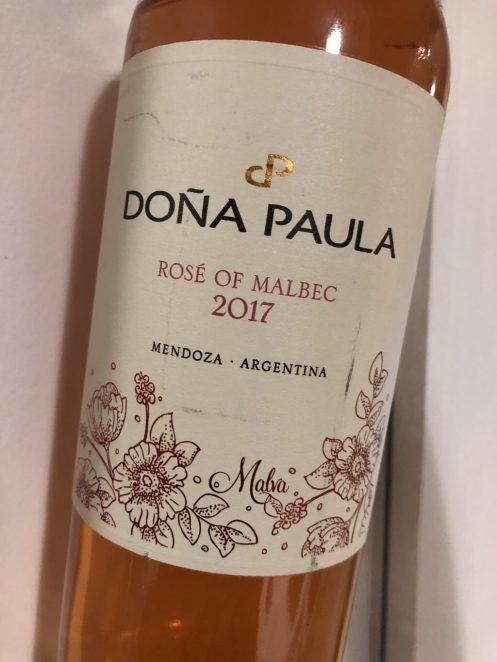 Doña Paula Rosé
