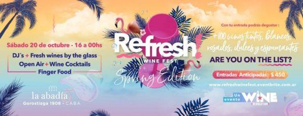 REFRESH 3 edición