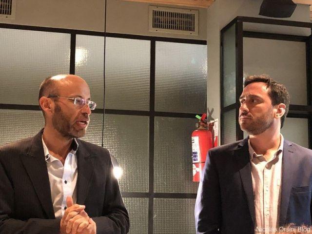 Martín Kaiser y Marcos Fernández