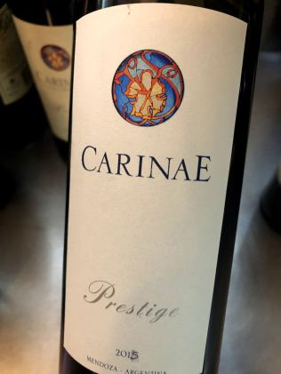 Carinae Prestige 2005