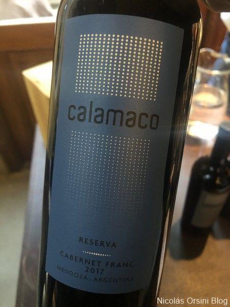 Calamaco Reserva Cabernet Franc 2017