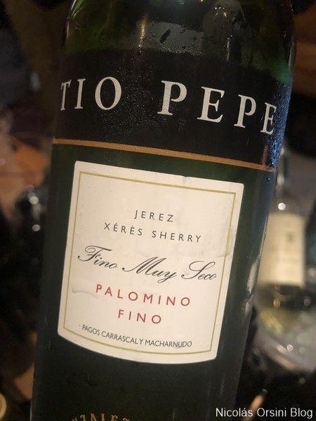 Tío Pepe Palomino Fino