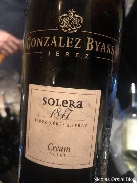 González Byass Solera 1847 Cream