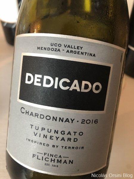 Dedicado Chardonnay 2016