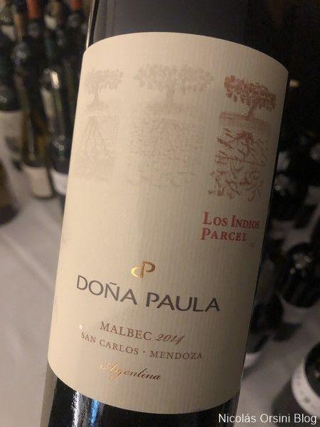 Doña Paula Los Indios Parcel 2014
