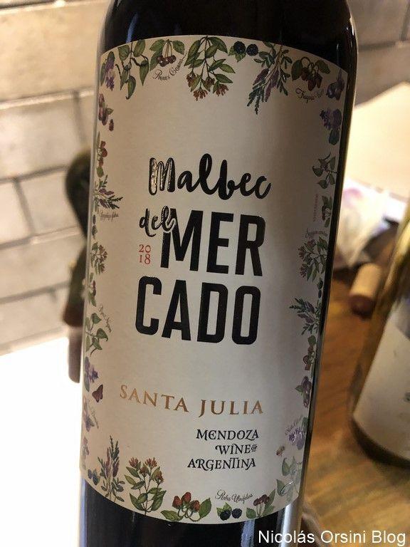 Malbec del Mercado 2018