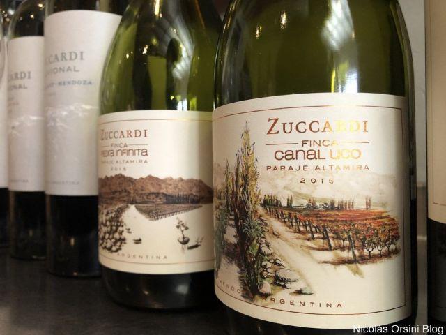 Novedades de Zuccardi Valle de Uco