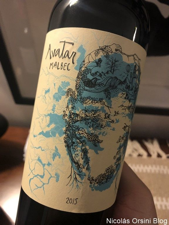 Avatar Malbec 2015