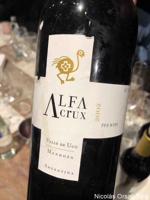 Alfa Crux 2002