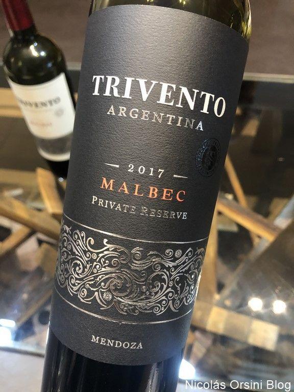 Trivento Private Reserve Malbec 2017