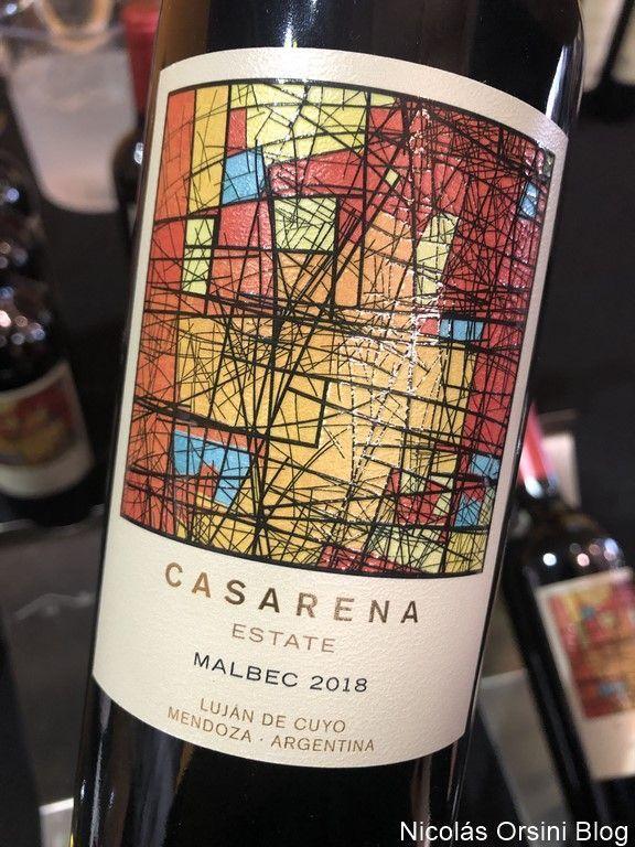 Casarena Malbec Estate 2018