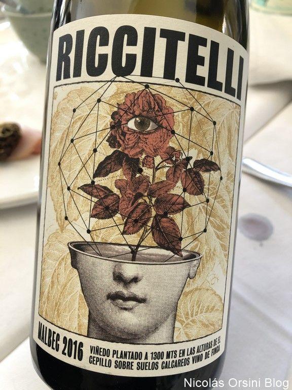 Riccitelli Vino de Finca Malbec El Cepillo 2016 Finca la Trinidad