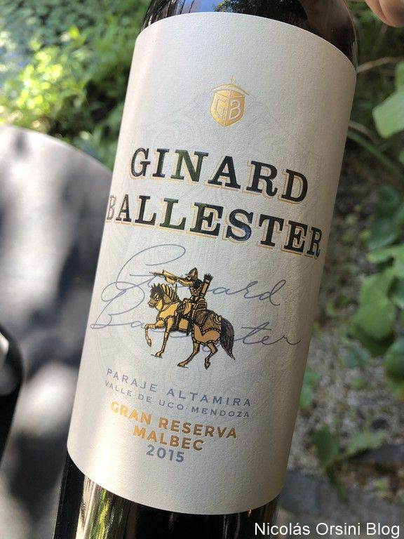 Ginard Ballester Gran Reserva 2015