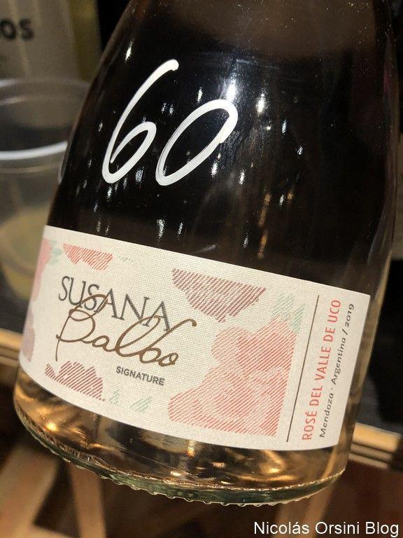 Susana Balbo Signature Rosé 2019