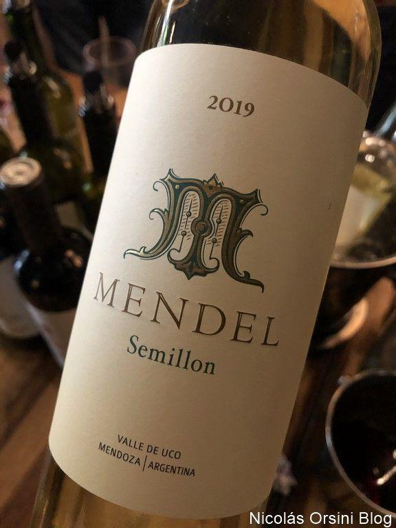 Mendel Semillón