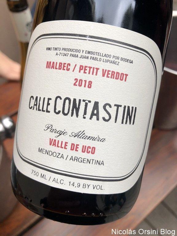 Calle Contastini 2018