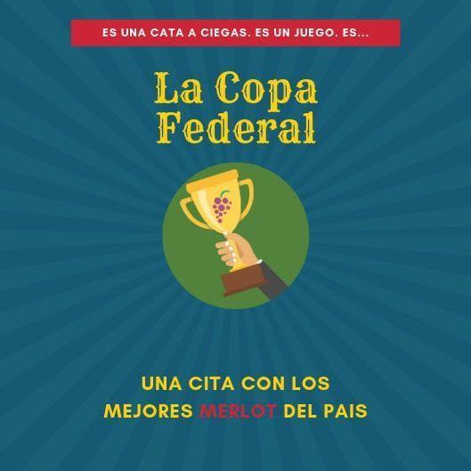 Copa Federal Merlot 2019