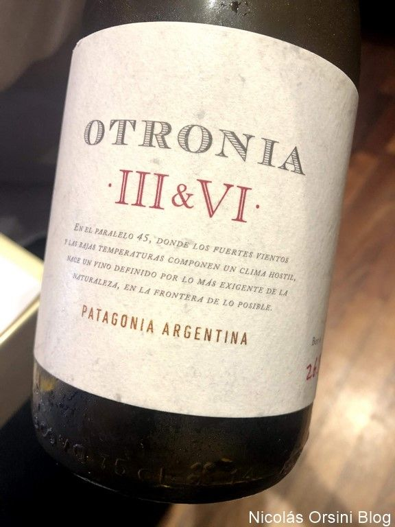 Otronia Bloques III & VI Chardonnay 2017