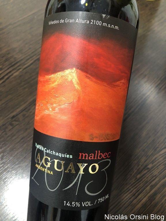 Aguayo Malbec
