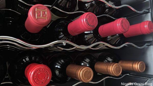 Cómo guardar vino en casa